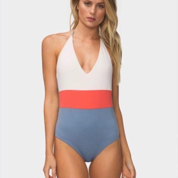 1d38e56949 Tavik Swim | Chase Colorblock Onepiece Suit | Poshmark